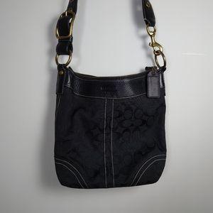 Coach 10403 Duffle Signature Medium Bag *Authentic